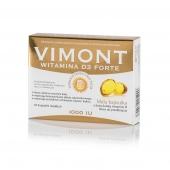 Vimont Witamina D3 1000 j.m., 60 kapsułek