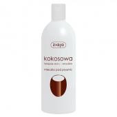 ZIAJA Kokosowa, mleczko pod prysznic, 500ml