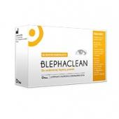 Blephaclean, chusteczki do higieny powiek, 20 sztuk