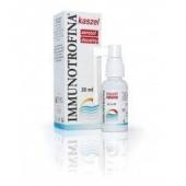 Immunotrofina kaszel, aerozol doustny, 30ml