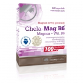 Olimp, Chela-Mag B6, 60 kapsułek