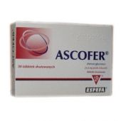 Ascofer, 50 drażetek