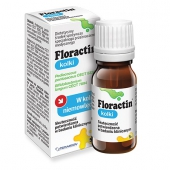 Floractin kolki, krople, 5 ml