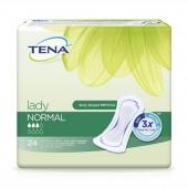 TENA Lady normal, wkładki higieniczne, 24 sztuki