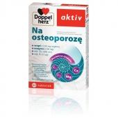 Doppelherz Aktiv, Na osteoporozę, 60 tabletek