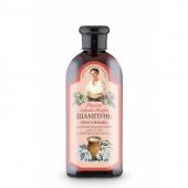 Babcia Agafia, szampon do włosów suchych, zsiadłe mleko, 350ml
