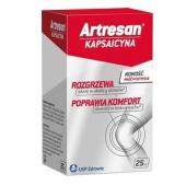 Artresan Kapsaicyna, maść w sztyfcie, 25ml