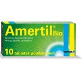 Amertil Bio 10mg, 10 tabletek
