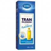 Tran LYSI, naturalny, 240ml