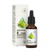 Aura Herbals, Witamina E Forte aerozol, 30ml