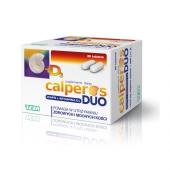 Calperos Duo, wapń + witamina D3, 60 tabletek