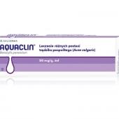 Aquaclin, żel 50mg/g, 30g