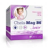 Olimp, Chela-Mag B6, Junior, 15 saszetek