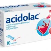 Acidolac 3g, 10 saszetek