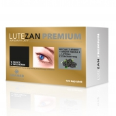 Lutezan Premium, 120 kapsułek