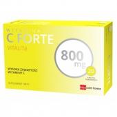 Vitalite Witamina C Forte 800mg, 20 tabletek