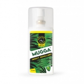 Mugga Spray, 9,5% DEET, 75 ml