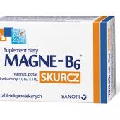 Magne B6 Skurcz, 30 tabletek