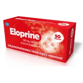 Eloprine 500mg, 50 tabletek