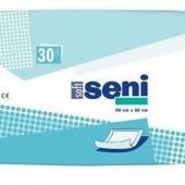 Podkłady higieniczne, SENI SOFT, 90cmx60cm, 30 sztuk