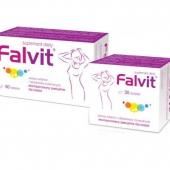 Falvit, 60 tabletek +30 tabletek gratis