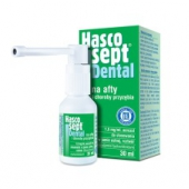 Hascosept Dental, aerozol, 30ml