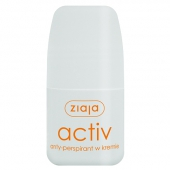 ZIAJA ACTIV, antyperspirant roll-on, 60ml