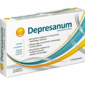 Depresanum, 60 tabletek