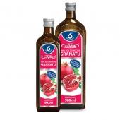 Granat 100%, sok z owoców granatu, 490 ml
