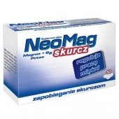NeoMag Skurcz, 50 tabletek