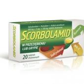 Scorbolamid, 20 drażetek