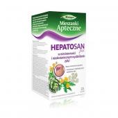Hepatosan fix, mieszanka ziołowa, 20 saszetek