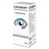Cataroft, krople do oczu, 10ml