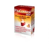 Flucontrol Hot, 8 saszetek