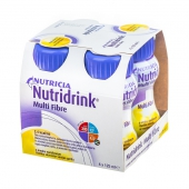 Nutridrink Multi Fibre, smak waniliowy, 125ml (1 sztuka)