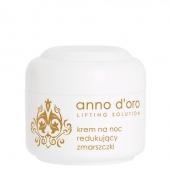 ZIAJA Anno D`oro, krem na noc redukujący zmarszczki, 50 ml