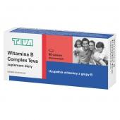 Witamina B Complex TEVA, 60 tabletek