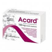 Acard 150mg, 60 tabletek
