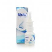 Nisita, spray do nosa, 20ml