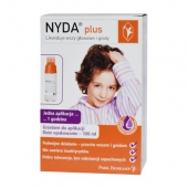 Nyda Plus, płyn, 100ml