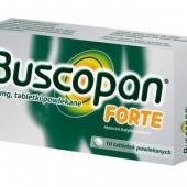 Buscopan Forte, 10 tabletek