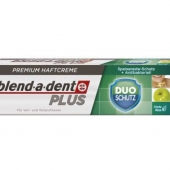 Blend-a-dent Plus Dual Protection, klej do protez, 40g