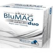 BluMag Skurcz Jedyny duo, 30 tabletek na dzień + 30 tabletek na noc