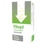 Pikopil 7,5mg, 10 tabletek