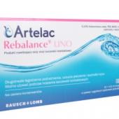 Artelac Rebalance UNO, 10 minimsów