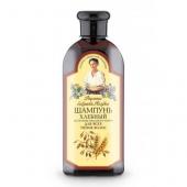 Babcia Agafia, szampon chlebowy, 350ml