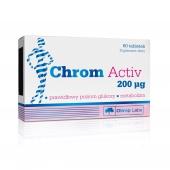 Olimp, Chrom Activ, 60 tabletek