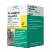 Asparaginian Magnokal, 50 tabletek