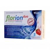 Florion Duo Probiotyk + Elektrolity, 5 saszetek