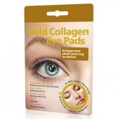 GlySkinCare, Gold Collagen eye pads, 1 komplet